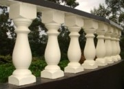 click for columns and balustrades