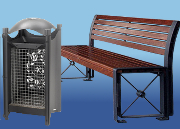 click for street furniture