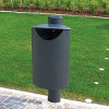 74.125 City Flower Litter Bin