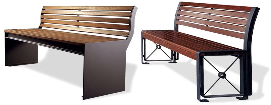 City Design Street Seating