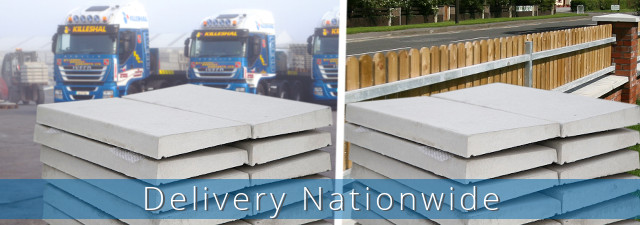 Wall Caps Delivery Nationwide
