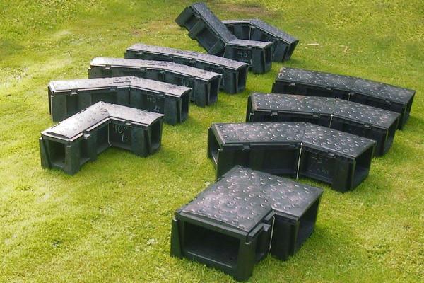 Shetland duct covers