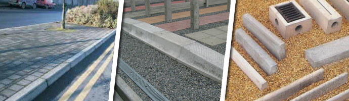 Killeshal Concrete Drainage Kerbs