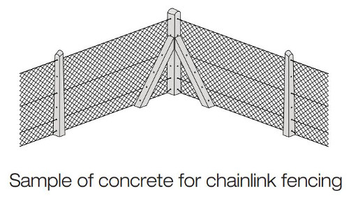 Chainlink Agricultural Fencing section image