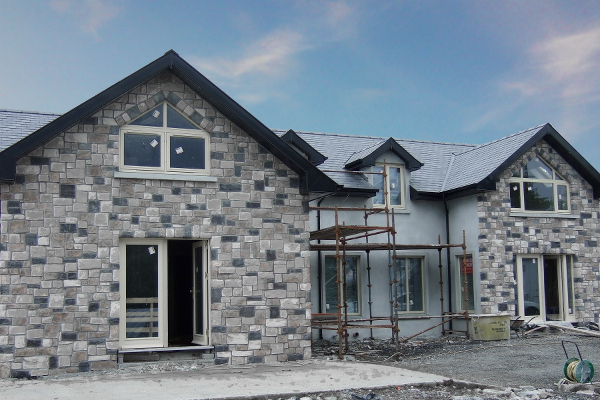Stone cladding the solution is stonewrap killeshal for House pictures