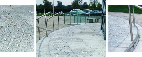 Tactile Paving Studs