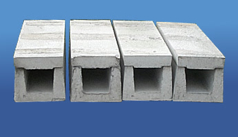 Precast Concrete Duct Channels and Covers from Killeshal