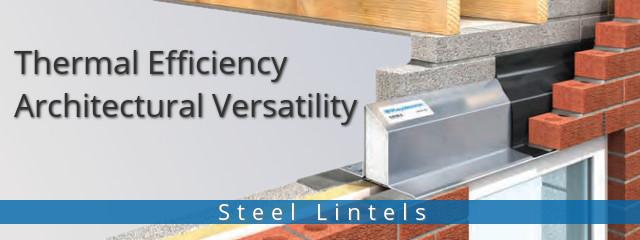 Steel Lintels Banner