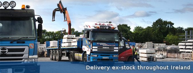 Delivery Nationwide from single pallets to multiple loads