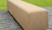 Reconstituted Granite Bench Buff