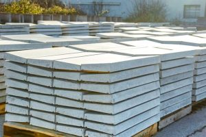 Killeshal Precast Concrete Wall caps batch